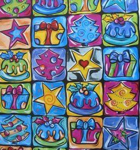 Kristys Xmas Coasters