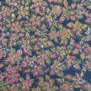 Delicate-Pink-Flowers-on-dark-blue