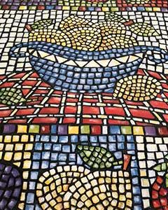Mosaic-Fruit