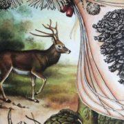 Reindeer-and-Acorns